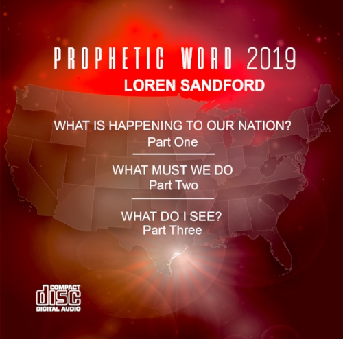 Prophetic Word 2019 in audio CD