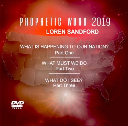 Prophetic Word 2019 DVD